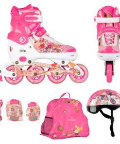 Dětské kolečkové brusle - dárek pro dceru