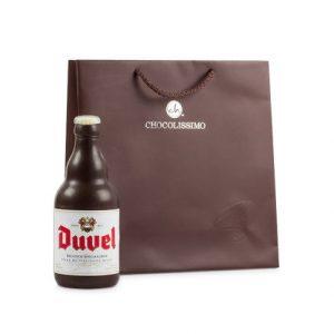 4okoláda ve tvaru pivní láhve