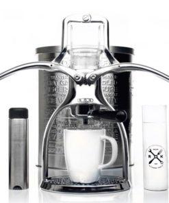 Ruční kávovar na přípravu espressa