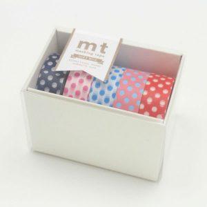 Washi pásky k dotvoření dárku