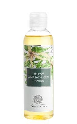 Nobilis Tilia Tělový a masážní olej Tantra BIO (200 ml)