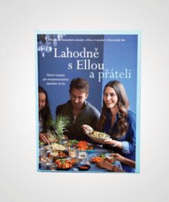 Kniha Lahodně s Ellou a přáteli