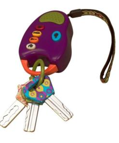 Klíčky k autu FunKeys B-Toys