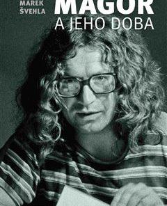 kniha - magor a jeho droga - dárek