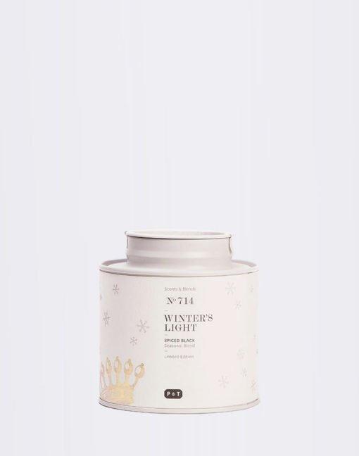 Limitovaná edice čajové zimní směsi P&T Winter's Light