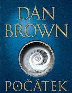 Počátek - Dan Brown - dárek pro přítelkyni