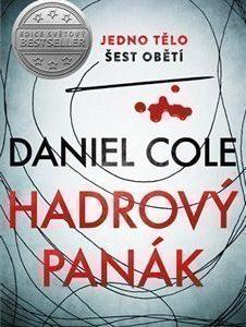 Hadrový panák - Daniel Cole - dárek pro muže