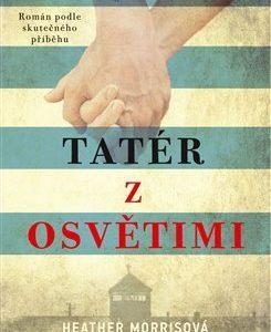 dárek pro milovníka knih - tatér z osvětimi