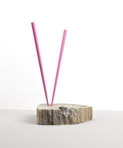 Jídelní hůlky CHOPSTICKS růžové