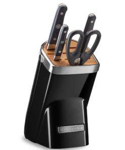 Luxusní Sada nožů s blokem KitchenAid