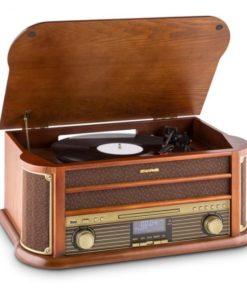 Retro stereo systém