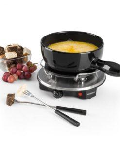 Raclette a fondue