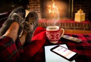 Článek hoďte se před vánoci do klidu