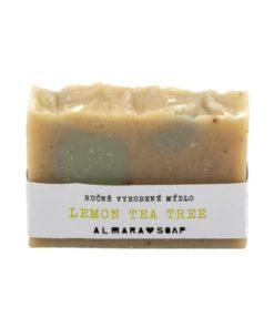 Mýdlo Lemon Tea tree Almara Soap