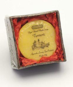 Mýdlo Siddhalepa Turmeric, Ayurveda Luxury Spa