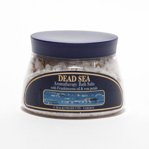 Malki Koupelová sůl z Mrtvého moře s kadidlovníkem