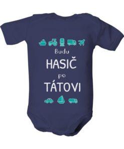 Personalizovaný dárek pro miminko - body s nápisem