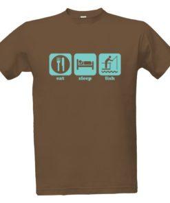 vtipné tričko pro rybáře