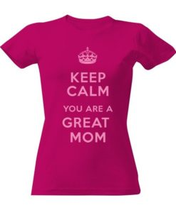 Vtipné tričko s potiskem pro maminku