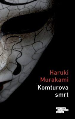 komturova-smrt-Murakami - kniha