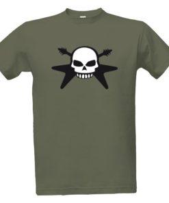 tričko - dárek pro rockery