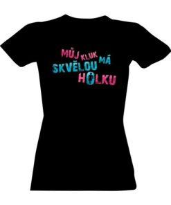 vtipné tričko pro přítelkyni k Valentýnu