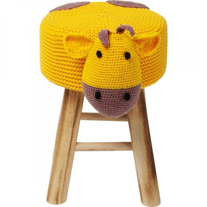 židlička žirafa