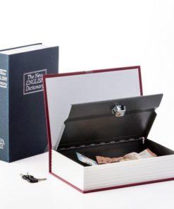 Kniha Sejf - originální dárek pro muže