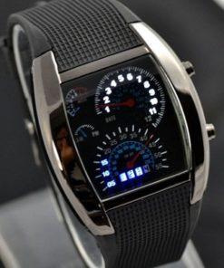 LED hodinky Sport Car