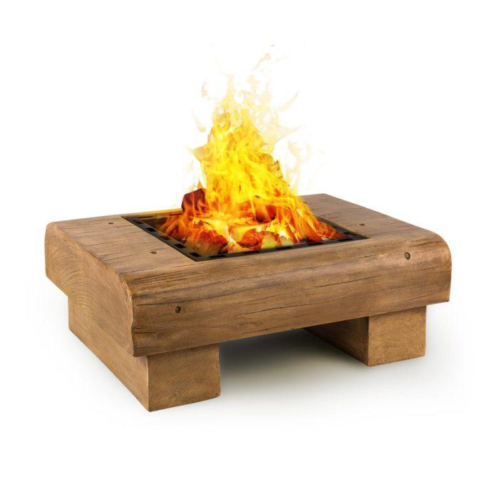 designové ohniště