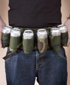Pivní opasek –vtipný dárek pro milovníka piva