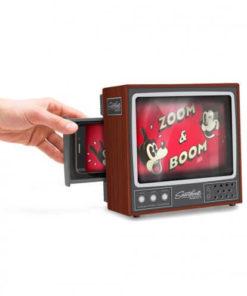 Smartphone zvětšovač Retro televize
