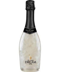 Šumivé víno z perel Dream Line Glaciar