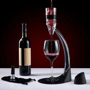 Aerator provzdušňovač vína - Deluxe