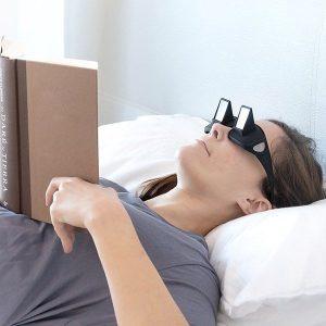 Čtecí brýle pro lenivce