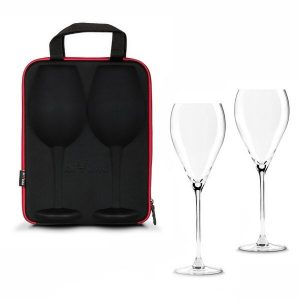 Pouzdro se sklenicemi na víno diVinto