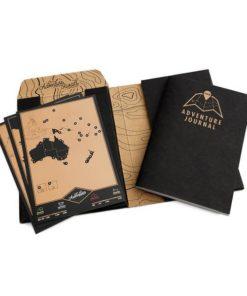 Zápisník dobrodružství - originální dárek