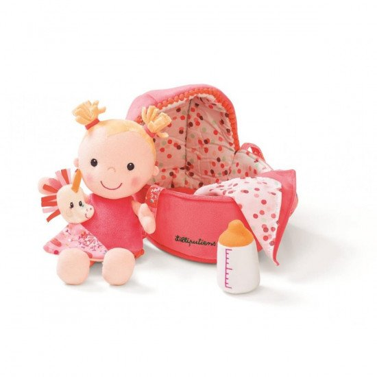 panenka látková - dárek k 2. narozeninám