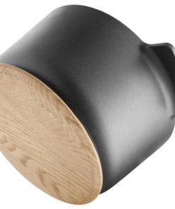 Magnetická dubová podložka pod hrnec Nordic kitchen