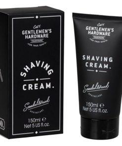 Krém na holení Gentleman´s Hardware