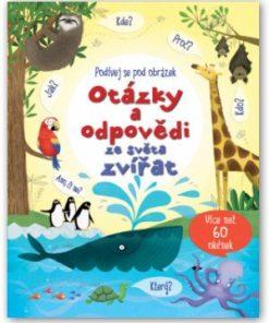 kniha o zvířátkách pro předškoláky