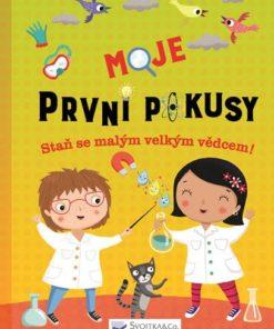 Kniha pro děti - Moje první pokusy