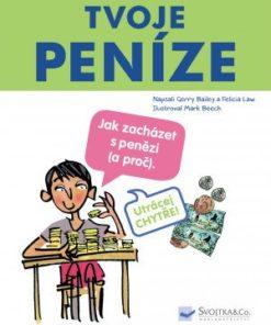 Kniha pro děti - jak fungují peníze