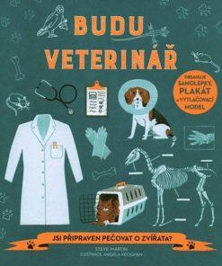 Budu veterinář kniha pro děti