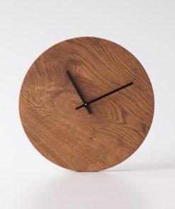 Dřevěné hodiny Drasner Boom - svatební dár