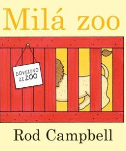 Kniha - Milá Zoo