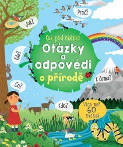 Kniha pro děti - Otázky a odpovědi o přírodě