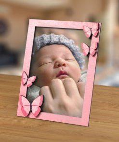 Rámeček - dárek na památku pro miminko