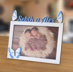 Dárek k narození nového miminka nebo dvojčátek