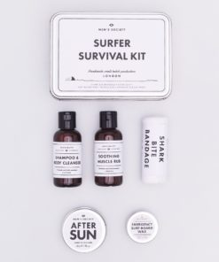 Men's Society Surfer Survival Kit